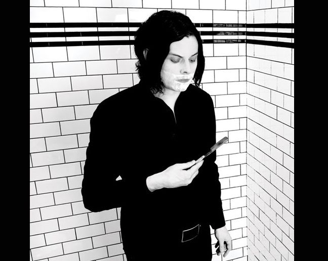 this makes me happy!  Jack White solo album!: Favorite Things, Black Jack, Covers Photo, Jack White, Music Things, Jack O'Connel, Beautiful People, Album Only, White Stripes