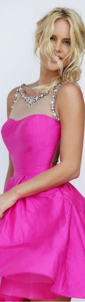 131 besten Hot Pink Style Bilder auf Pinterest | Anziehen, Blusen ...