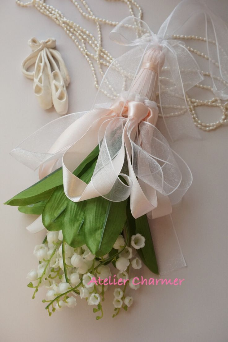 Lily Of The Valley Tassel