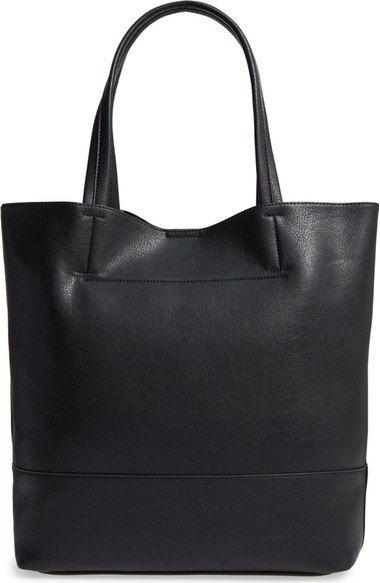 Sole Society Oversize Melyssa Faux Leather Tote available at #Nordstrom