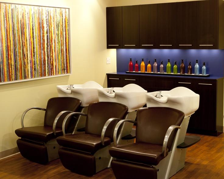 17 best ideas about shampoo bowls on pinterest hair salons salon shampoo area and hair - Salon original ...