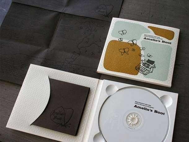 Упаковка CD для Erik Brandt and Urban Hillbilly Quartet