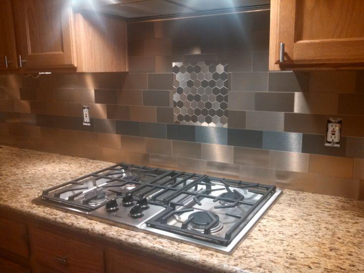 Easy Backsplash Options 34 best customer projects images on pinterest | kitchen backsplash