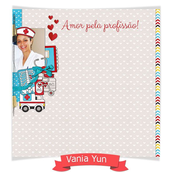 Kit - Dia do Médico by Fa Maura   http://famaura.com/shop/index.php?main_page=product_info&cPath=3&products_id=1695#.UvDPbvldXT8