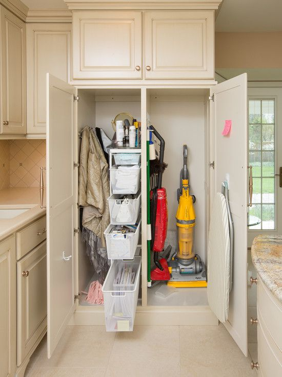 25 Best Ideas About Broom Storage On Pinterest Small New Kitchens Definition Of Ritual And
