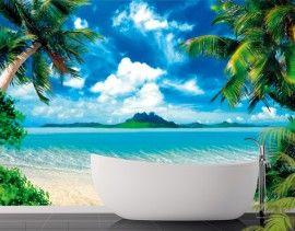 Mantiburi Fotobehang Island of Dreams 164 | Mantiburi Fotobehang | www.behangwereld.nl