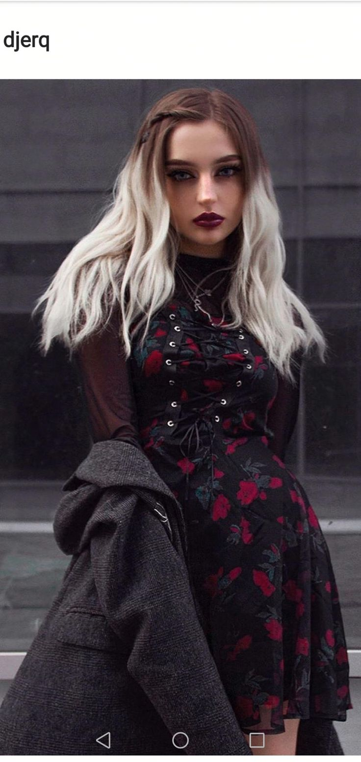 Help with color match to this model's shadow root? hair