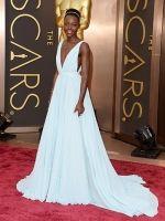 Lupita Nyong'o @ Oscars 2014 - De jurken die je MOET zien @ de Oscars 2014