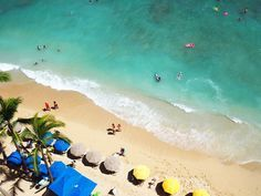 My favourite places to eat and drink at Waikiki, Honolulu Hawaii by Kirsten and co