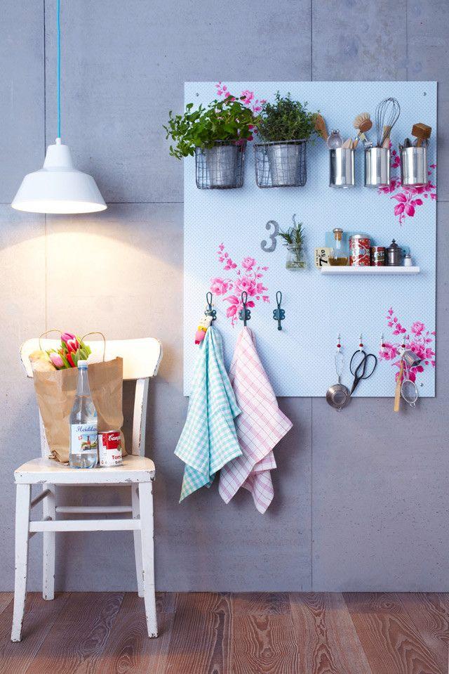 oh boy. do i love this :: D.I.Y. kitchen shelf www.101woonideeen.nl