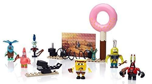 Oferta: 7.49€ Dto: -63%. Comprar Ofertas de Bob Esponja - Set personajes de la película (Mattel CND26) barato. ¡Mira las ofertas!