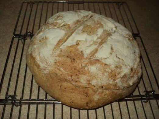 Aničkin domáci chlebík