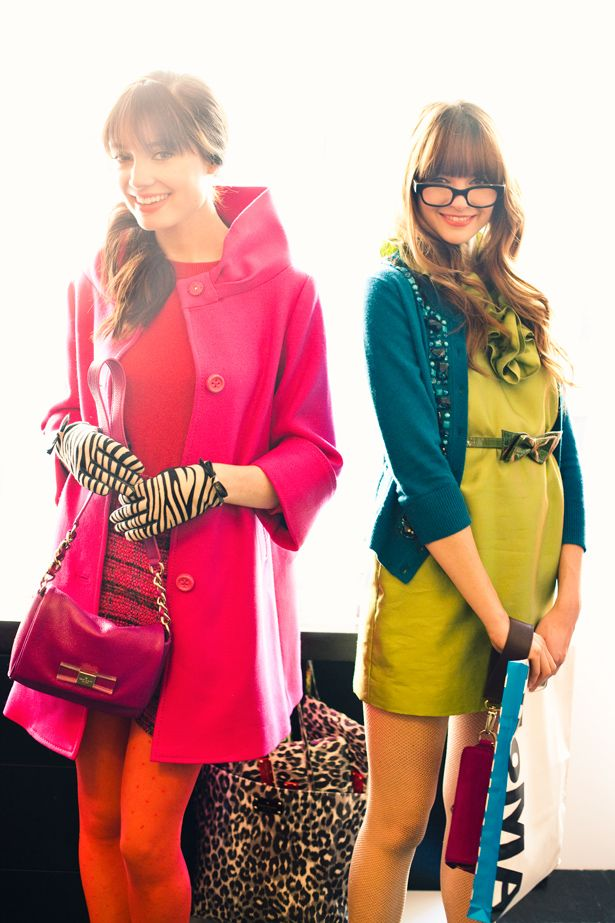kate spade - i love you! Bright colours all the way!