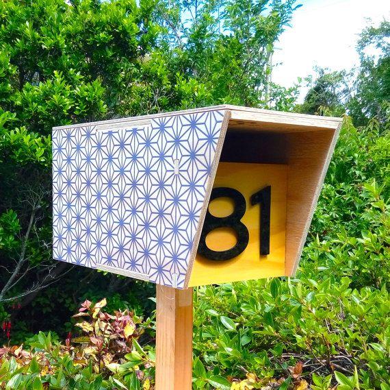 Objectify Avant Mailbox