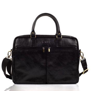 Pánská taška Solier SL01 Black | Bonami