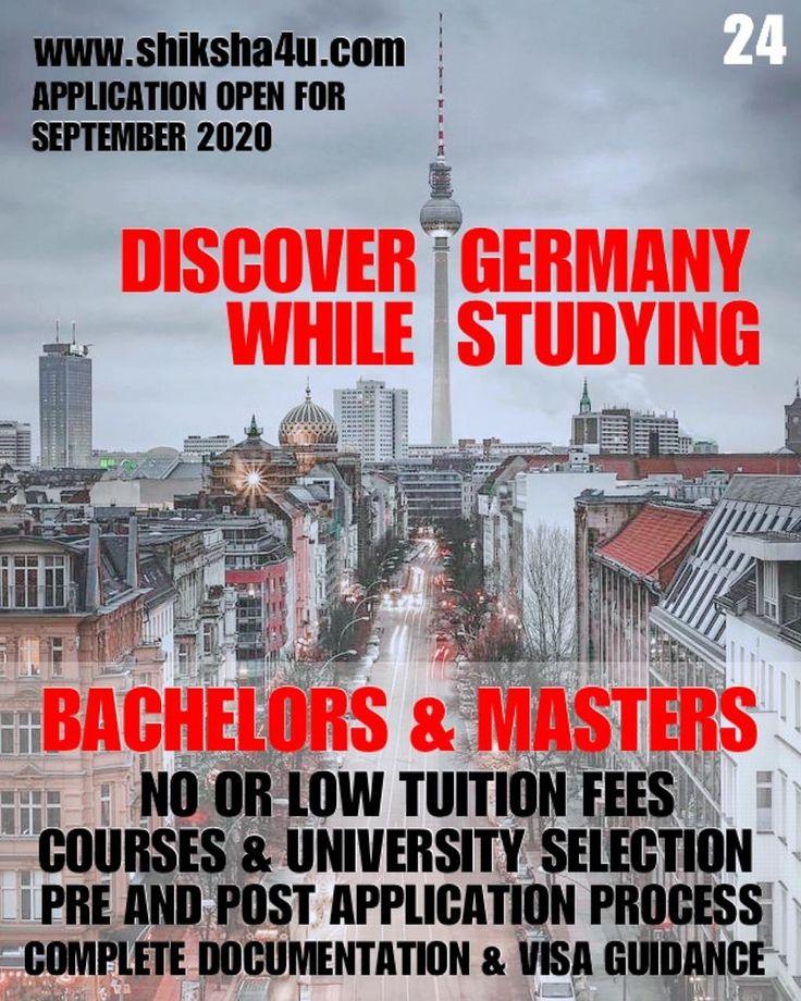 Master Programs In Germany