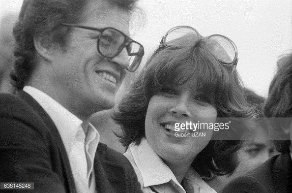 News Photo : Caroline de Monaco et Philippe Junot lors d'un...