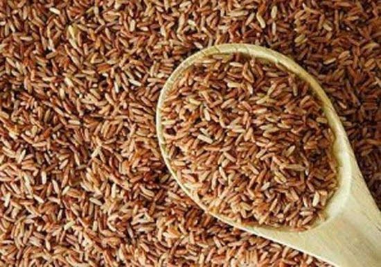 BROWN RICE Diabetes causes damage to our blog vessels. According to Medical College of Georgia, brown rice contains a compound which repairs damaged blog vessels. So if you are looking to fight diabetes and it's effects, brown rice can help you.