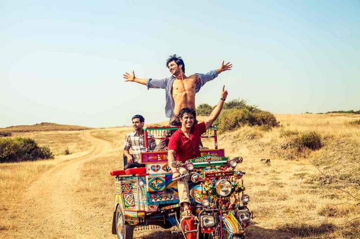 The weekend is coming soon, have you booked your tickets for Kai Po Che yet?
