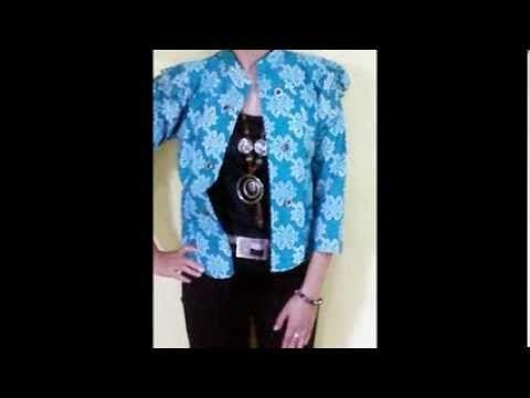 baju batik kerja wanita-blazer wanita type catra 02  info: http://viebatikdistro.com/baju-batik-kerja-wanita-blazer-wanita-type-catra-02/