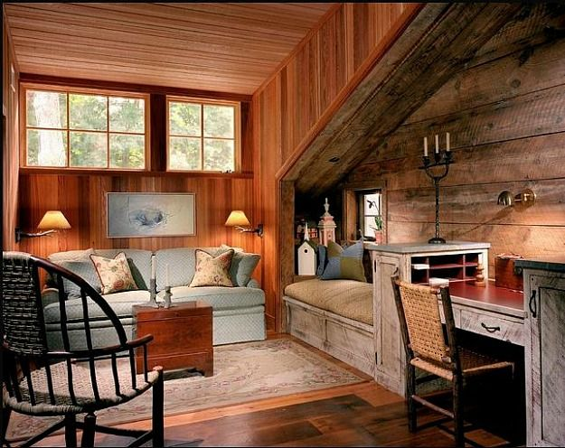 28 best images about cozy nooks on pinterest nooks custom kitchens and breakfast nooks - Guest house interior design ...