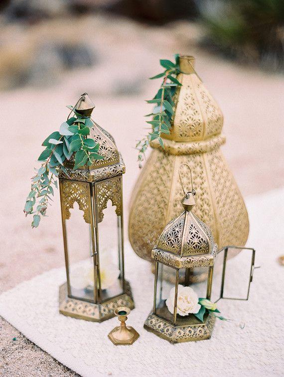 Moroccan lanterns | Wedding & Party Ideas | 100 Layer Cake
