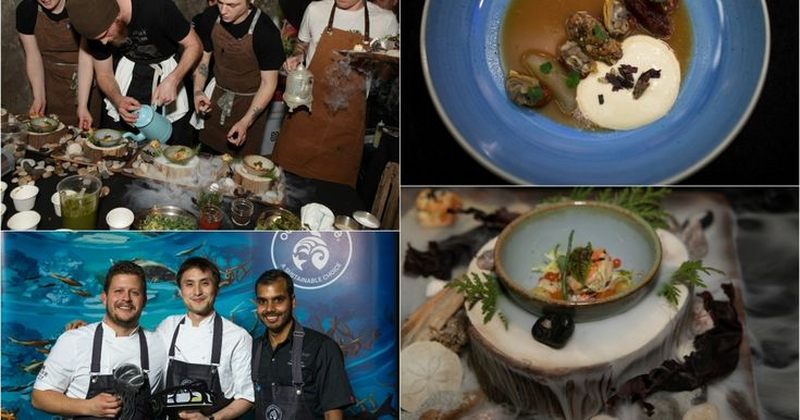 Daily bite: Winning chefs of Ocean Wise Chowder Chowdown 2017 | Eat North