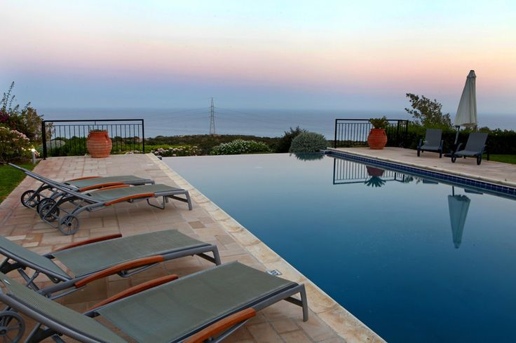 Caliope Cyprus Sleeps up to 6. Enjoying the myriad amenities of Aphrodite Hills Resort, along with the independence of a private home from home, this family villa in Cyprus is positioned for panoramic sea views.