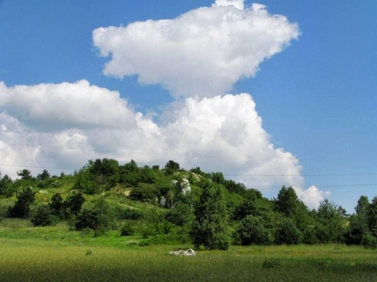 Częstochowa - Góra Ossona . Atrakcje turystyczne Częstochowy. Ciekawe miejsca Częstochowy