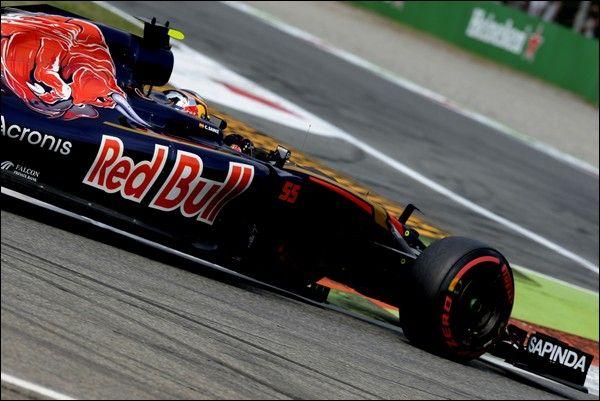 Toro Rosso discute con sponsor per denominare motore Renault