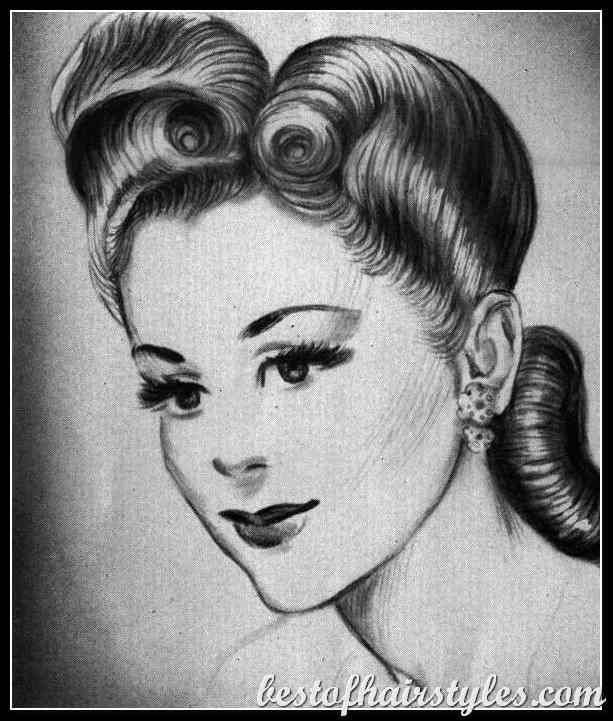 1940s ladies hairstyles 1940s-hairstyles-bangs-28