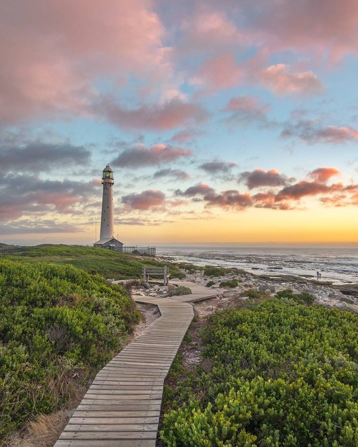 There are some things that make a beach truly special, like a good story or an old lighthouse. Kommetjie has both and therefore deserves a spot on best beaches in South Africa. If you're interested in hearing why South Africa is one of the only countries in the world still with Lighthouse Keepers on staff, then join one of the guided tours. And the view down the white sands of Kommetjie Beach from the top of South Africa's tallest cast iron lighthouse is, needless to say, sensational.