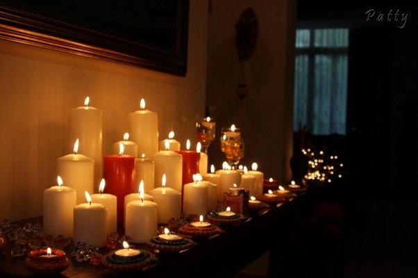 Patricia Torres : Diwali decor ideas