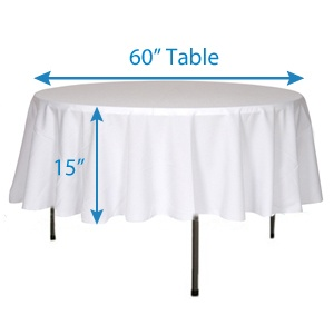 25+ best ideas about 90 Round Tablecloths on Pinterest | 90 inch ...