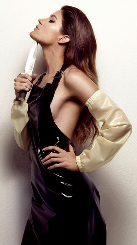 Jennifer Carpenter, she was badass in dexter. People should give her more credit!