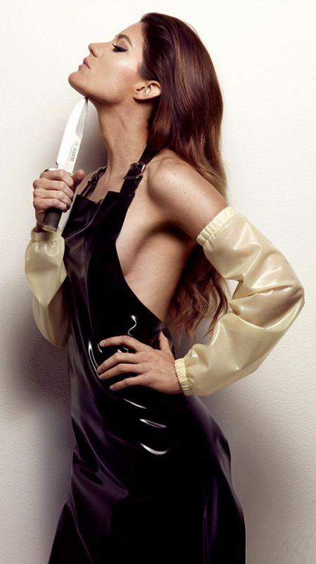 Jennifer Carpenter, she was badass in dexter. People should give her more credit!
