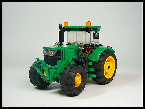 Lego John Deere Tractor                                                                                                                                                                                 More
