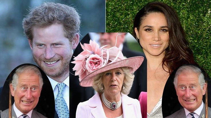 Harry Introduces Meghan Markle's Parents To Charles, Camilla Parker Bowl...