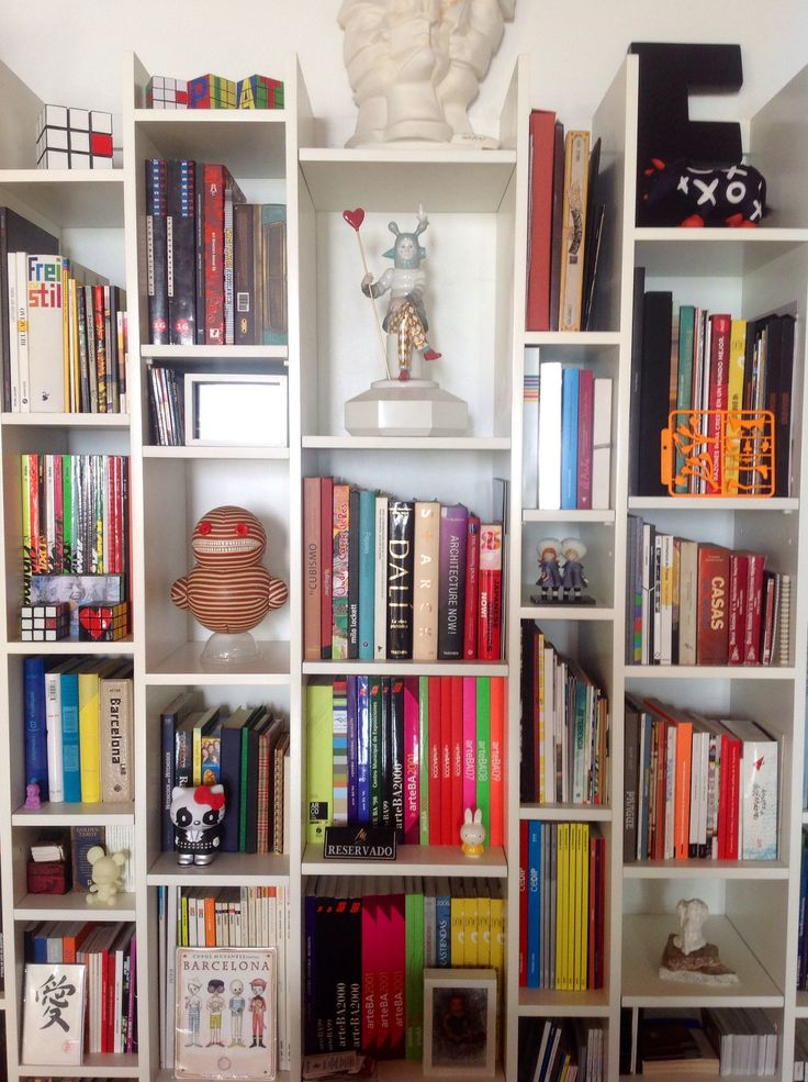 biblioteca #library #home #deco #jaimehayon #martaminujin #books #rubik