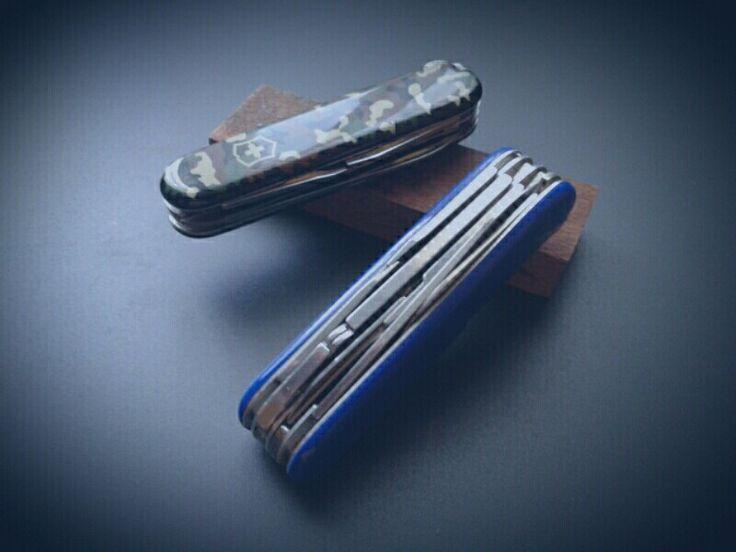 Victorinox knives !