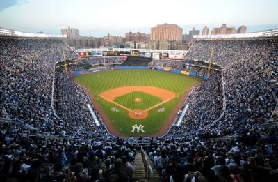 Yankees game tonight?  Yes please.