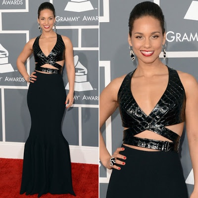 Grammy Awards 2013 Alicia Keys