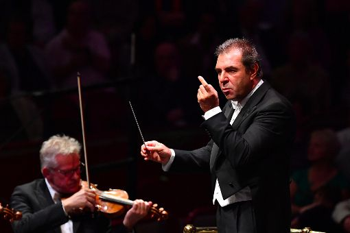 Proms 2017. Prom 64: Rihm: In-Schrift    Bruckner: Symphony No 9 in D minor    Royal Concertgebouw Orchestra  Daniele Gatti, conductor