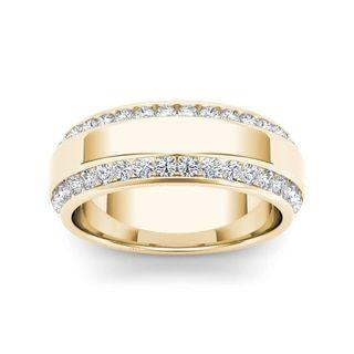 Men's Wedding Bands & Groom Wedding Rings - Shop The Best Deals For Mar 2017