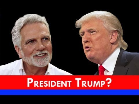 """John Paul Jackson and President Donald Trump - YouTube ~ notice also in the dream """"like a deck of cards!"""" = the Trump card!! This gives me great hope for America!!"""