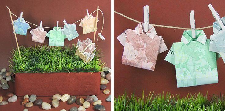 Geld verschenken muss nicht langweilig sein. Wir stellen dir 6 kreative Ideen vor, wie du Geldgeschenke originell verpacken kannst.