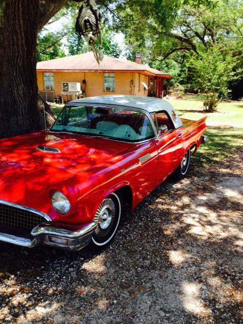 1957 Ford Thunderbird - Lake Charles, LA #0021629653 Oncedriven