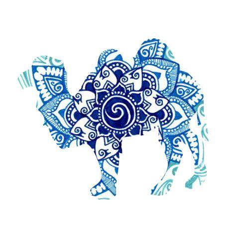 boho camel