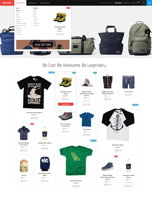 63 best Magento themes images on Pinterest | Extensions, Layout ...