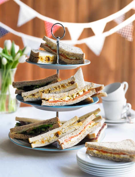 Check out our Waitrose Good To Go sandwiches and celebrate the Jubilee ...
